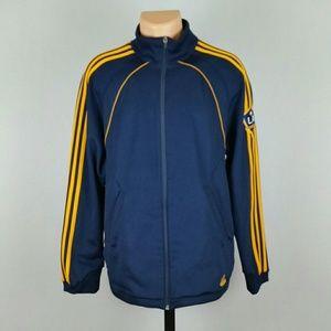 Adidas Beckham 23 Mens Athletic Jacket Size Medium